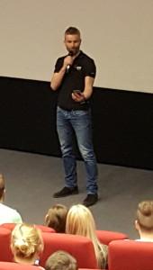 Erik Schreuder, AFPT 10 år